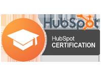 hubspot网络推广认证logo