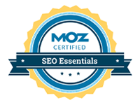 SEO推广认证 MOZ SEO认证