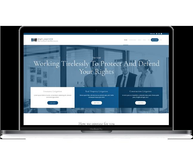 Website Type 1