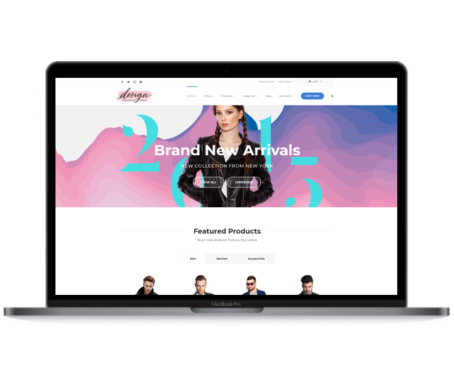 Website Type 3